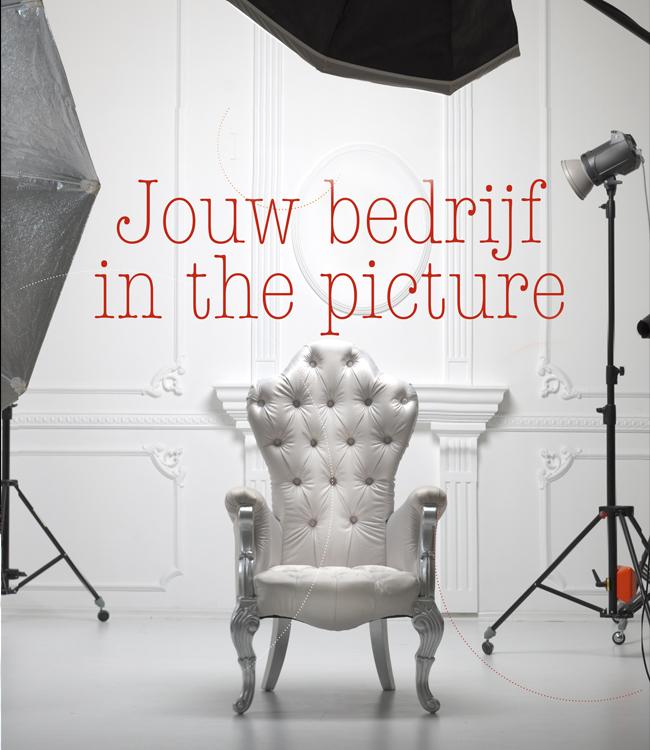 Fotograaf Utrecht - auteur - jouw bedrijf in the picture - cover